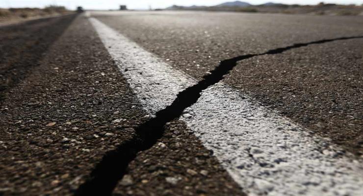 землетрус в Греції