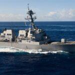 Американський есмінець дратує Китай в Південно-Китайському морі