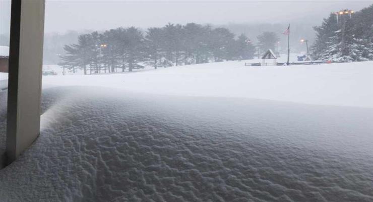 небувалі холоди в США