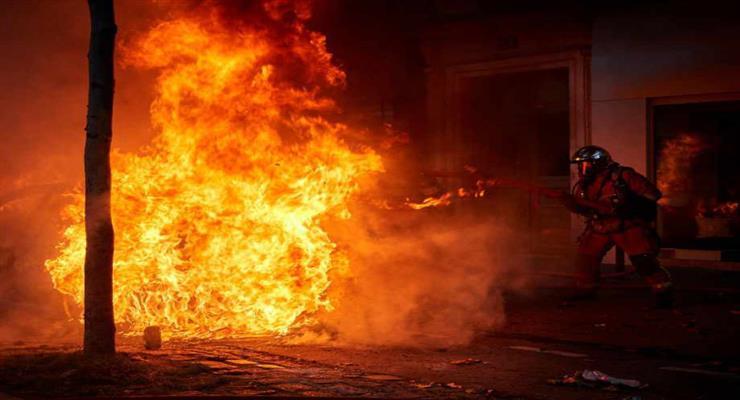пожежа в житловому будинку