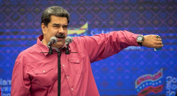 Мадуро Не проти знову стати шофером