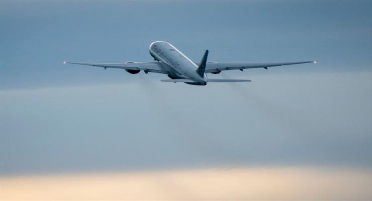 вимушена посадка Boeing 757-200