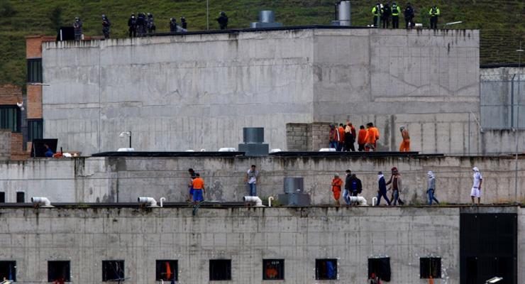 заворушення в тюрмах Еквадору