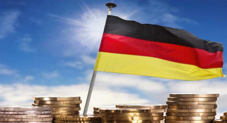 дефіцит бюджету в Німеччині