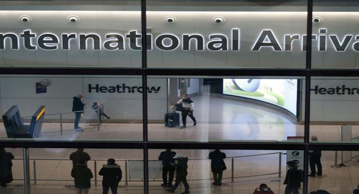 лондонський аеропорт Хітроу закінчив 2020 рік зі збитком в 2 мільярди фунтів стерлінгів