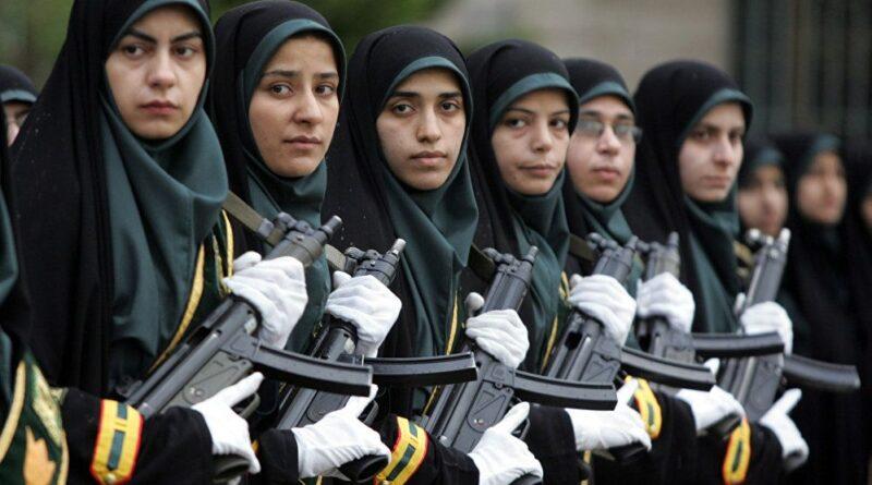 жінки в армії Саудівської Аравії