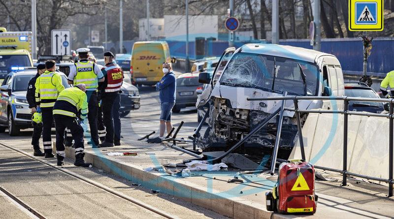 аварія в Празі