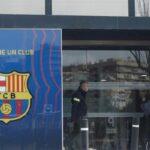 """Іспанська поліція здійснила рейд на Камп Ноу і затримала босів """"Барселони"""""""
