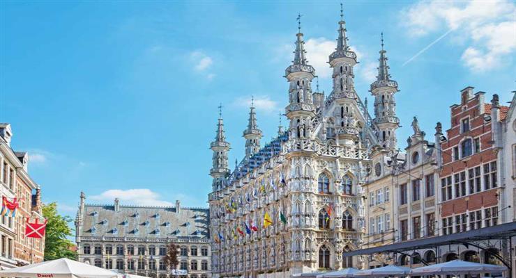 Бельгія відновить поїздки лише в квітні