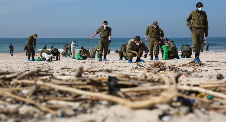 Ізраїль звинуватив Іран в екологічному тероризмі