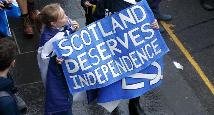 Шотландія за незалежність
