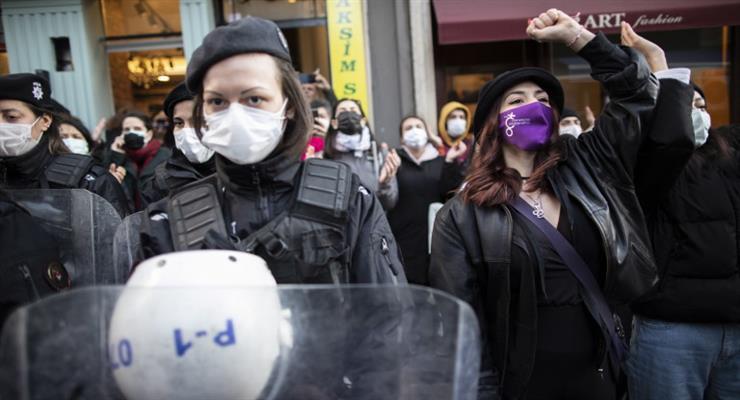 жінки проти насильства