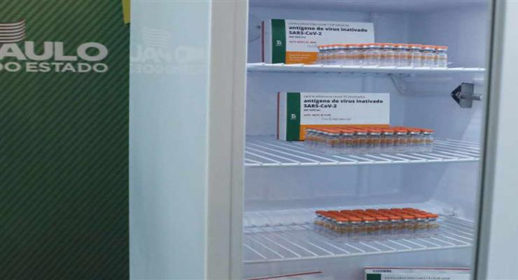 виробництво російської і китайської вакцин