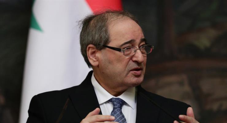 санкції проти шести представників уряду Сирії