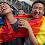 В Японії визнані одностатеві шлюби