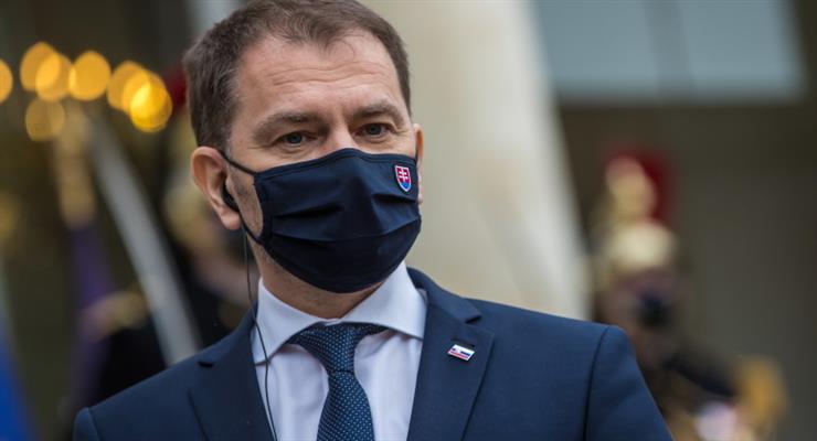 криза уряду в Словаччині