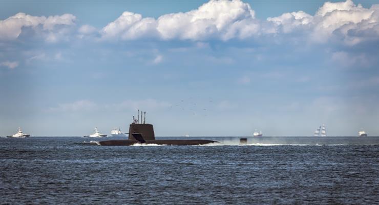 новий підводний човен