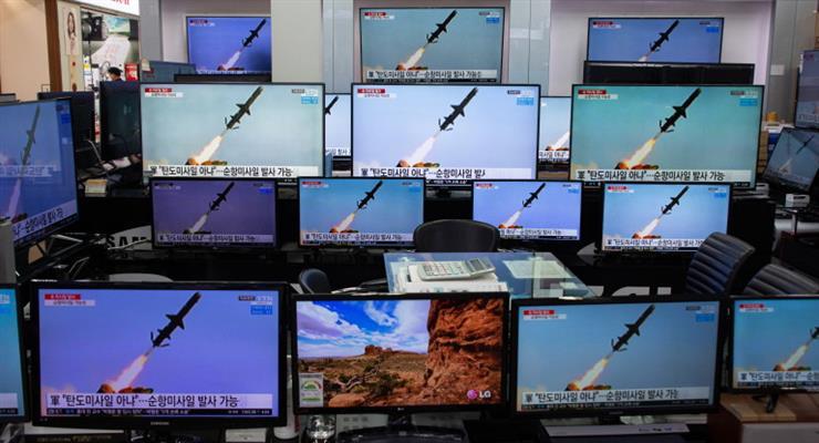 випробування в Північній Кореї