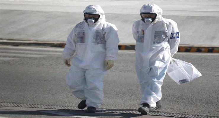 радіоактивні речовини на заводі