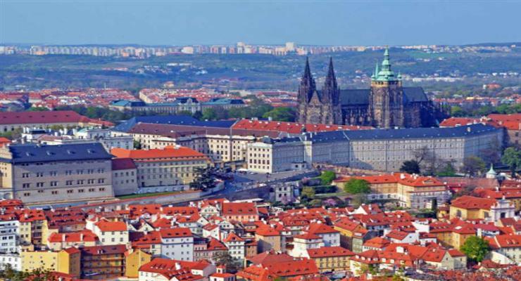 зросла вартість житла в Чехії
