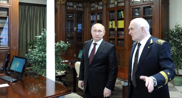 глава передвиборчого штабу Путіна приховав доходи
