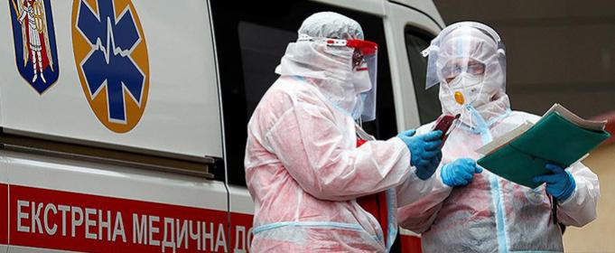 рекорд смертності в Україні