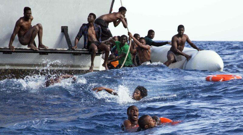 через аварію загинули мігранти
