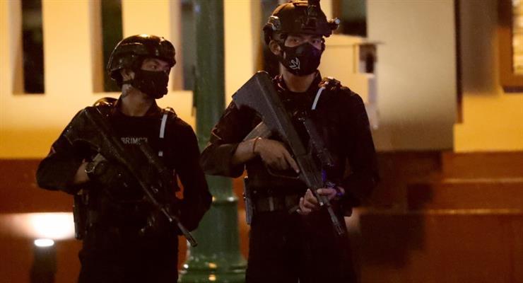 новий теракт в Індонезії