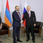 Перед зустріччю з Путіним прем'єр-міністр Вірменії змушений перебувати на карантині