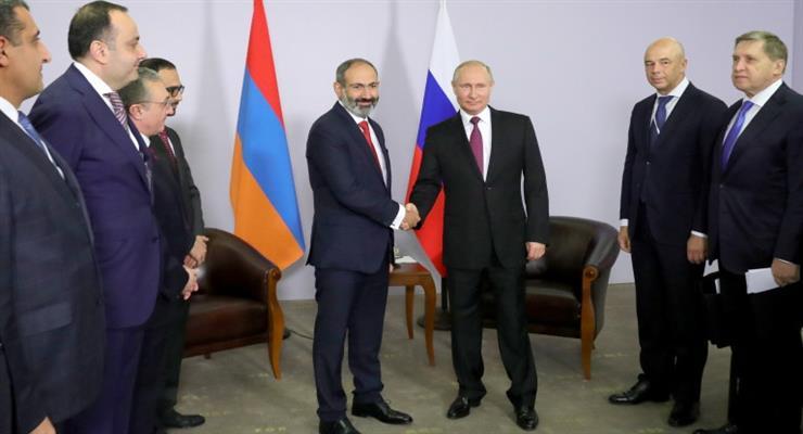 запобіжні заходи для відвідувачів Путіна