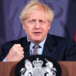 Борис Джонсон засвидетельствовал поддержку Украины на фоне российских приграничных маневров