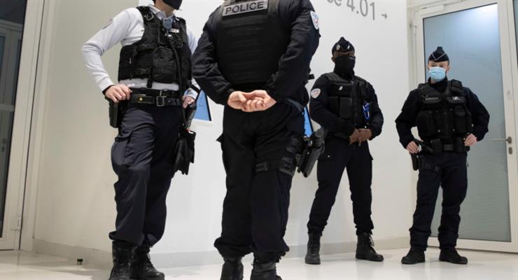 напад в Парижі