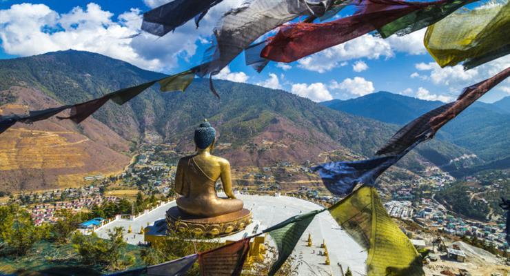 вакцинація в Бутані