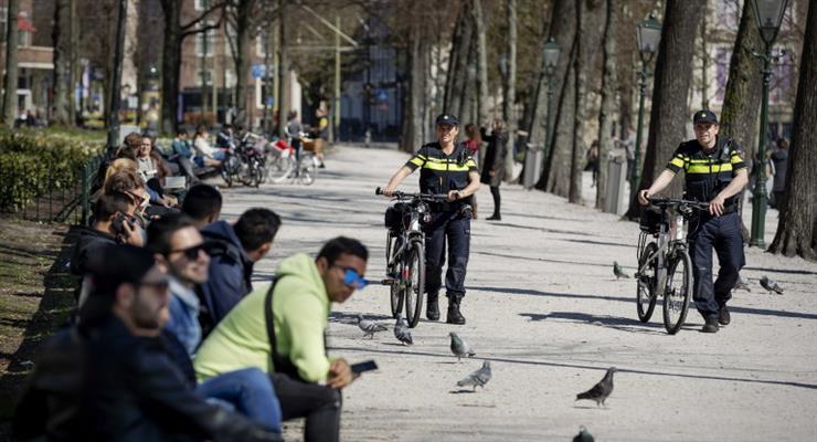 продление карантина в Нидерландах