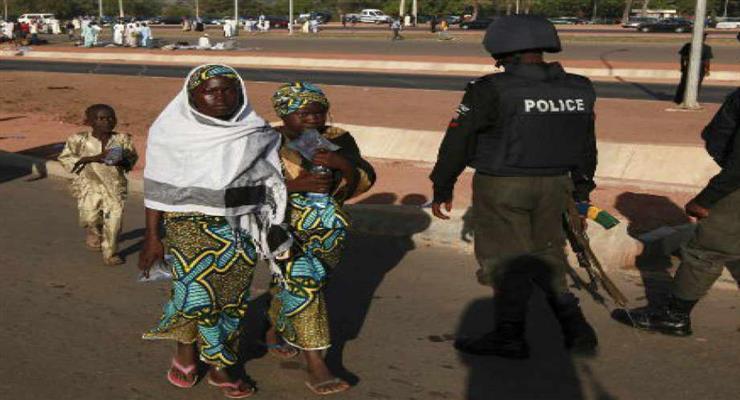 напад на автобус в Нігерії