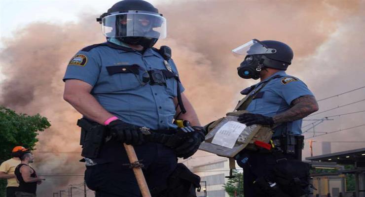 начальник поліції Міннесоти подав у відставку
