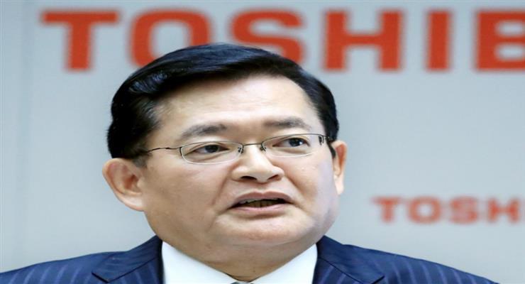 відставка президента японської корпорації Toshiba Нобуаки Куруматані
