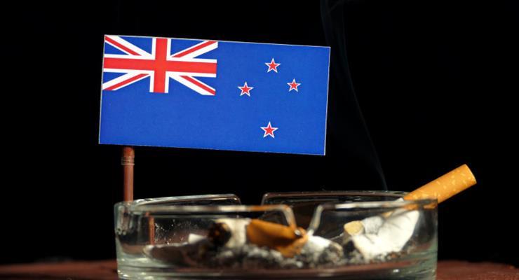 Новая Зеландия выступила с новыми предложениями по запрету курения