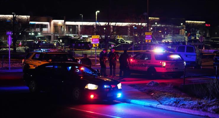 вооруженное нападение в Сан-Антонио