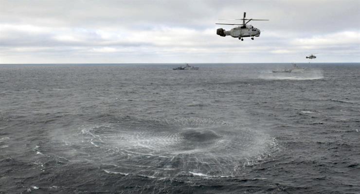 Россия ограничит судоходство по Черному морю
