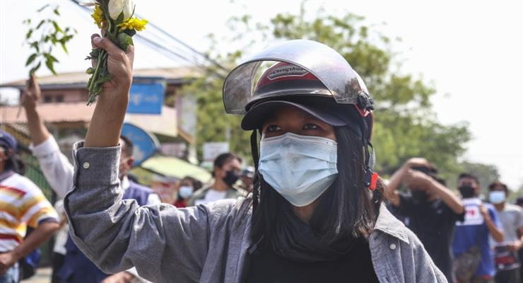 в М'янмі загинуло вже понад 700 осіб
