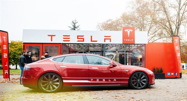 ДТП з автомобілем Tesla