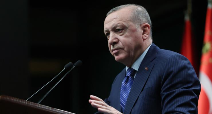 Ердоган звільнив міністра торгівлі