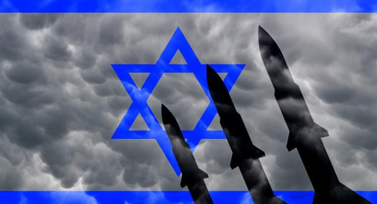 Ізраїль обстріляв Сирію