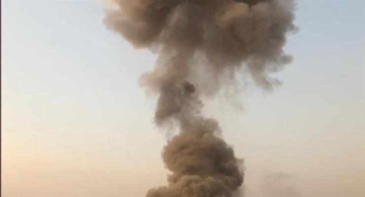 пожежа в лікарні в Іраку