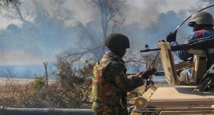 напад на нігерійських солдат
