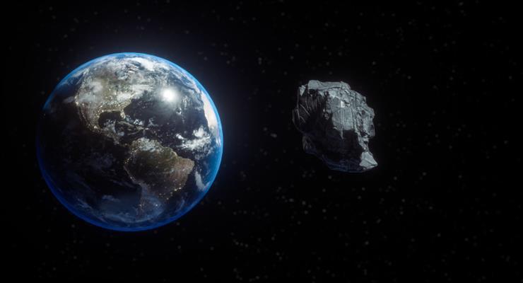 спостереження за астероїдами з Європи