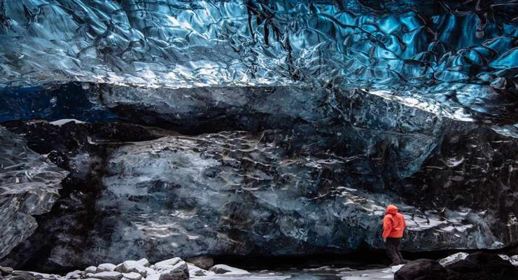 різке танення льодовиків