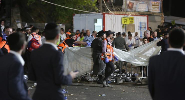 жертви на святі в Ізраїлі