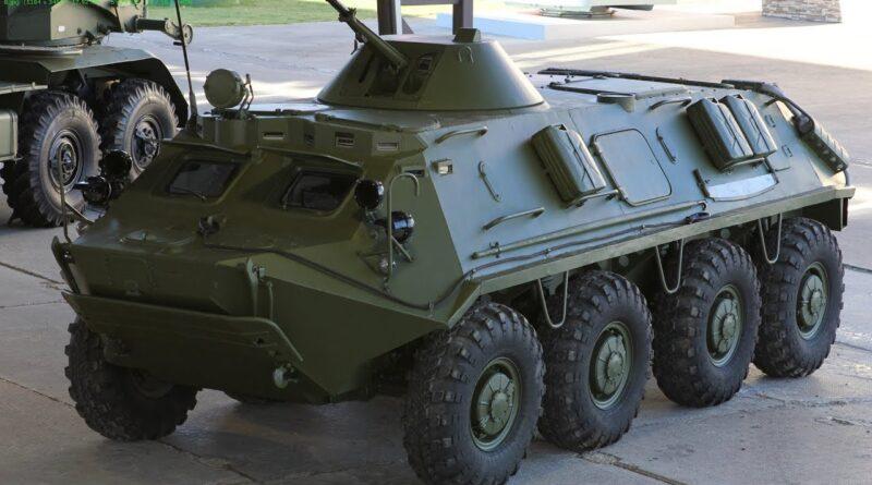 Чехія буде випускати бронемашини